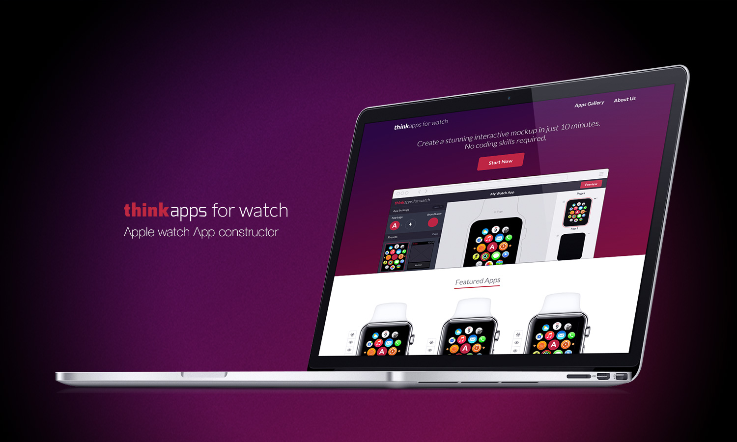 Thinkapps for Watch
